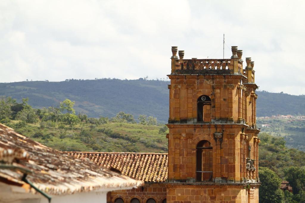 cómo llegar a Barichara Santander desde Bogotá