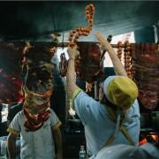 La Carne Oreada Una delicia de la comida Santandereana