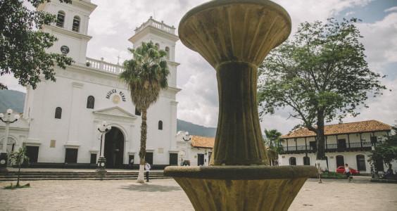 Basílica Menor de Girón Santander